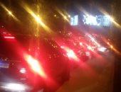 """""""المرور"""" تغلق كوبرى فيصل جزئيًا بسبب إصلاحات تستغرق يومين"""