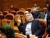 النائبة شيرين فراج توجه طلب إحاطة بشأن انتشار التوك توك فى العاصمة