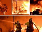 """""""س و ج"""".. حقائق مرعبة عن حرائق كاليفورنيا بعد التهامها الأخضر واليابس"""
