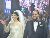 أول صور من حفل زفاف نجم مسرح مصر محمد عبد الرحمن.. فيديو