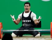 محمد إيهاب يحرز ذهبية رفع الأثقال بدورة ألعاب البحر المتوسط