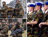 قرار خفض الجنود المساندين للشرطة يثير قلق وزير داخلية بلجيكا