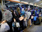 الاتحاد الأوروبى يعتزم زيادة الإنفاق على مراقبة الحدود بسبب أزمة اللاجئين