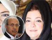 المصريون يبحثون على الهام شرشر زوجة حبيب العادلى 10 آلاف مرة