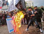 مئات الآلاف ينطلقون من مساجد قطاع غزة للمشاركة فى جمعة الغضب