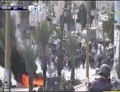 إصابة شاب فلسطينى بجروح خطيرة فى مواجهات مع قوات الاحتلال بالقدس
