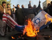 الفلسطينيون يؤكدون فى مسيرات حاشدة تمسكهم بالقدس ورفضهم للقرار الأمريكى