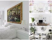 ماتقلقيش من الأبيض.. 5 طرق سهلة هتشجعك تختاريه لدهانات غرفتك