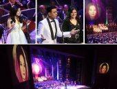 حفل وداعا شادية على المسرح الكبير بدار الأوبرا المصرية
