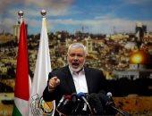 اسماعيل هنية يؤكد للرئيس الفلسطيني رفض حركة حماس خطة ترامب للسلام