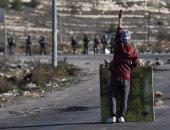 إصابة فلسطينية برصاص قوات الاحتلال الإسرائيلى شرقى خان يونس