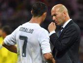 زيدان: عودة رونالدو للريال واردة.. وهازارد لن يشارك أمام أتلاتنا للإصابة