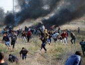 إصابة شاب فلسطينى برصاص قوات الاحتلال شرق خزاعة فى خان يونس