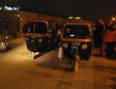 شكوى من انتشار سائقى التوك توك والميكروباص بطريقة عشوائية بزهراء مدينة نصر