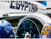 إيرباص تحتفي بمصر للطيران لكونها أول شركة بالشرق الأوسط تُشغل A220