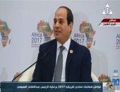 فيديو.. الرئيس السيسي: التعاون بين الحكومة والقطاع الخاص فى منتهى الأهمية