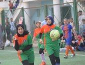 إيقاف مدرب حراس المصرى القاهرى فى دورى الكرة النسائية