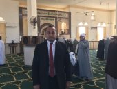النائب محمد عمارة بعد زيارة مسجد الروضة: الدولة عازمة على الثأر لشهدائنا