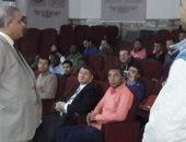 """رئيس جامعة الأزهر يحاضر فى دورة بكلية اللغة العربية عن """"مفاهيم نحوية خاطئة"""""""