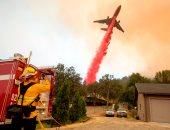 السلطات الأمريكية: احتواء 60 % من حرائق جنوب كاليفورنيا