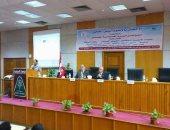 جامعة المنوفية تحتفل بافتتاح مهرجان الإسبوع البيئي الخامس