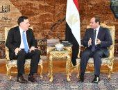 السيسي يطالب الأطراف الليبية بضرورة إعلاء المصلحة الوطنية العليا لبلدهم