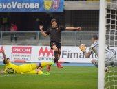 فيديو.. روما يفقد نقطتين أمام كييفو فيرونا بتعادل سلبى