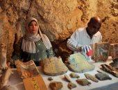 في 20 معلومة.. تعرف علي المقتنيات المكتشفة بمقبرتي جبانة دراع أبو النجا بالأقصر