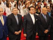 وزير التعليم العالى يؤكد على ضرورة تقديم الجامعات الخاصة تعليما طبيا راقيا
