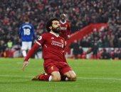 محمد صلاح ثانى نجوم ليفربول تتويجا بجائزة BBC