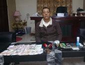 """القبض على تاجر مخدرات وراء تصنيع """"الفودو"""" داخل مسكنه فى الشرابية"""