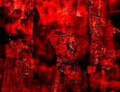 شاهد لوحات للفنان مهاب عبد الغفار قبل افتتاح معرضه بالأوبرا