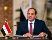 السيسي: زيارة بوتين مهمة تؤكد قوة العلاقات التاريخية بين مصر وروسيا (صور)