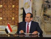 الرئيس السيسى يمد حالة الطوارئ فى البلاد لمدة ثلاثة أشهر