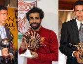 من إيتو إلى دروجبا.. 14 ضحية للمصريين فى جائزة BBC