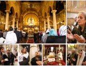 الذكرى الأولى لشهداء الكنيسة البطرسية بالعباسية