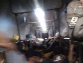 """صور.. شكوى من ازدحام قطار """"أبو قير-الإسكندرية"""" بصفة يومية"""