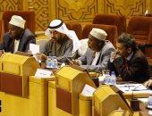 صور.. البرلمان العربى يناقش خطة تحرك عربية لمواجهة قرار ترامب بشأن القدس