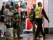 صور.. انتشار أمنى مكثف من الجيش والشرطة بشوارع نيويورك بعد هجوم مانهاتن