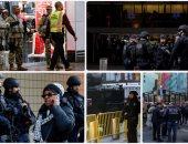 انتشار أمنى مكثف من الجيش والشرطة بشوارع نيويورك بعد هجوم مانهاتن