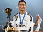 رونالدو: لولا زملائى فى ريال مدريد لما حققت أى لقب