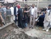 النائب عمرو أبو اليزيد: حملة مكبره نجحت بتنظيم وتوسعة شارع ناهيا فى بولاق