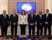 صور.. توقيع بروتوكول تعاون بين التخطيط وشركة مصر للخدمات الحكومية الإلكترونية