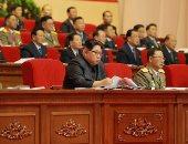 صور.. زعيم كوريا الشمالية يتعهد: بلادنا ستكون أكبر قوة نووية فى العالم