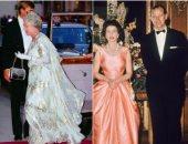 فساتين الملكة إليزابيث.. موديلات مناسبة للأمهات فوق الـ60