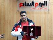 محمد إيهاب: هداية ملاك و سيف عيسى استحقا التتويج بالبرونزية