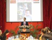 """صور.. تجربة عام لـ""""اليوم السابع"""" فى الصين فى حفل سفارة بكين بالقاهرة"""