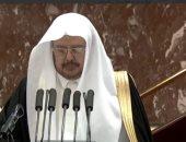 رئيس مجلس الشورى السعودى: لجنة حصر قضايا الفساد ساهمت فى تعزيز منهج الإصلاح