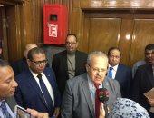 رئيس جامعة القاهرة: الديمقراطية ليست فوضى أو فرض إرادة