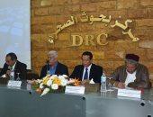 ختام فعاليات مشروع حصاد المياه بمطروح بحضور نائب وزير الزراعة
